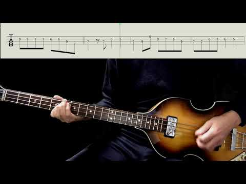 Bass TAB : Do You Want To Know A Secret - The Beatles
