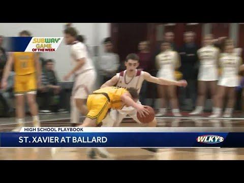 St. X vs. Ballard
