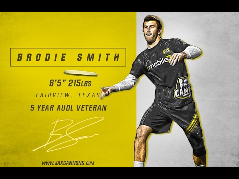 Brodie Smith Signs With Jacksonville In 2017