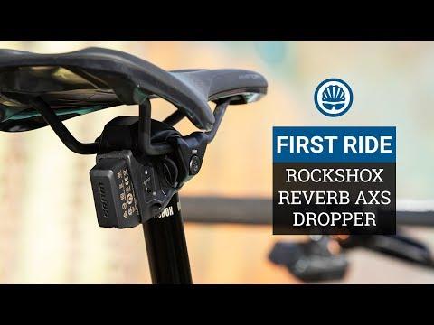 RockShox Reverb AXS | SRAM Unveils its New Wireless Dropper
