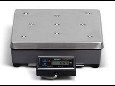 Overview of the 7800 range of postal scales from Avery Weigh-Tronix