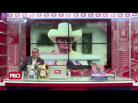PBO - PHILLIP BUTTERS sobre Castillo llora: ¿A USTED LE DA PENA ALGUIEN QUE ESTÁ CERCANO A TERRUCOS