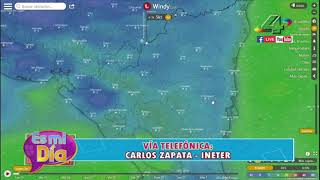 Clima en Nicaragua: Este lunes predominará ambiente caluroso y lluvias por la tarde
