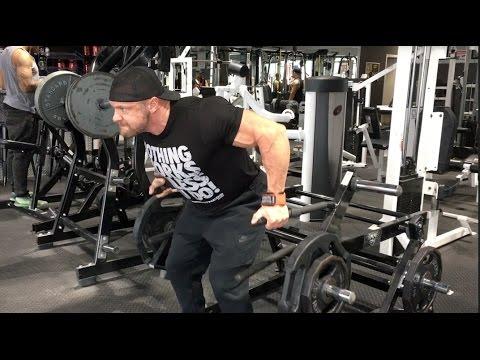 All Superset 40 Set Back Workout