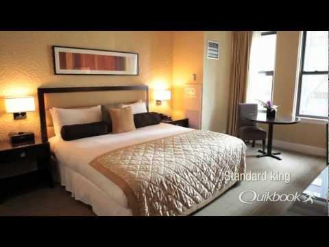 Raffaello Hotel Chicago - Video Review