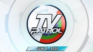 LIVESTREAM: TV Patrol (June 1, 2020) Full Episode