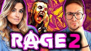 Vidéo-Test : RAGE 2 nous a-t-il fait rager ?  ? TEST et DÉBAT (feat Carole Quintaine)