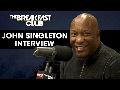 John Singleton Talks Working With Tupac, Method Man, His New Series 'Rebel' & More