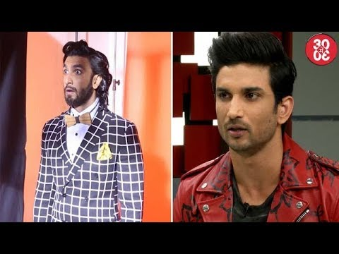 Ranveer Shoots For A Magazine Cover | Sushant Justifies Why He Ends Up Getting Misunderstood