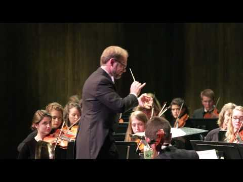 Finale from The Firebird Suite performed by the BJU Symphony Orchestra and Alumni