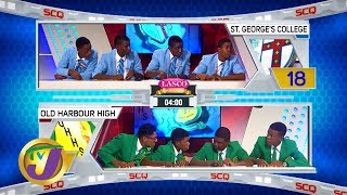 St. George's College vs Old Harbour High: TVJ SCQ 2020 - February 21 2020