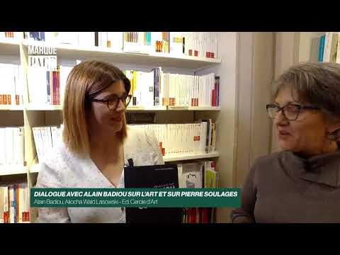Vidéo de Alain Badiou