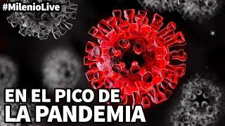 En el pico de la pandemia | #MilenioLive | Programa T3x16 (23/01/2021)