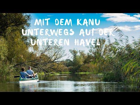 Ausflugstipp Brandenburg: Eine Kanutour auf der Unteren Havel
