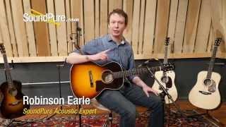 Collings C10SB Sunburst Sitka/Mahogany Acoustic Guitar