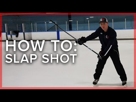 Mastering the Slap Shot | Hockey Tips