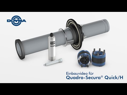 DOYMA Quadro-Secura® Quick/H – Einbauvideo