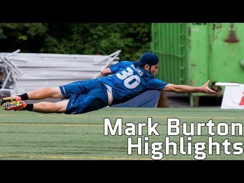 Highlight Reel: Mark Burton