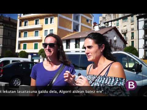 Kale inkesta (5): Turismoa zumaiarren begietan