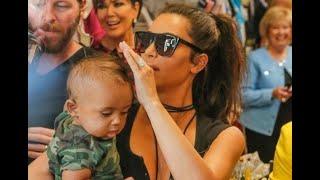 Kim Kardashian et Kanye West : Saint, leur fils de 5 ans, contaminé par la Covid-19