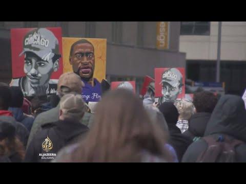 Marševi i bdijenja nakon presude za ubistvo Georgea Floyda