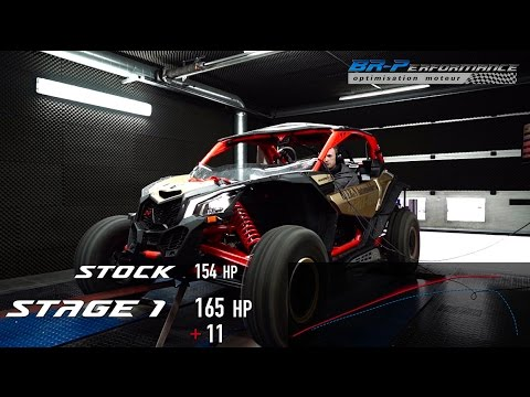 Can-am Maverick 0.9 Turbo X3 Stage 1 By BR-Performance