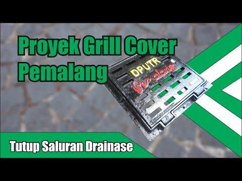 Grill Cover Drainase | Kota Pemalang