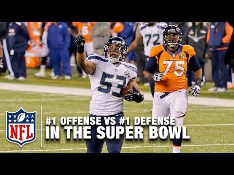 Super Bowl History: #1 Offense vs. #1 Defense | NFL NOW