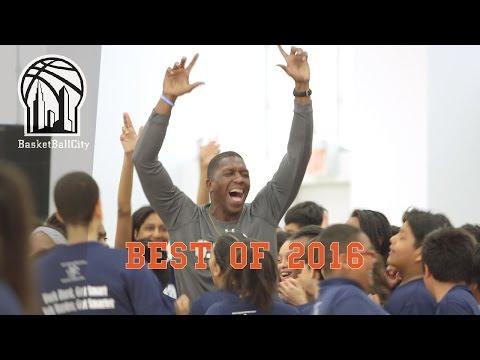 Basketball City Highlights 2016