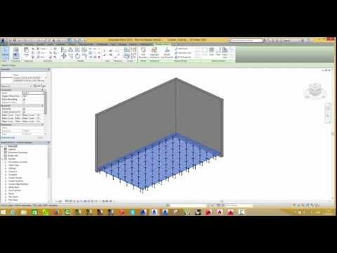 Lindner Raised Floors - Introduction for Revit