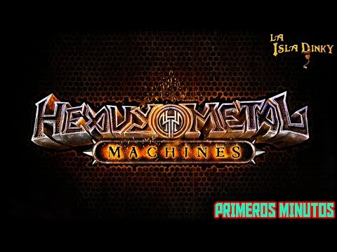 Heavy Metal Machines - Primeros Minutos - Hoplon Infotainment - 2017 - Free To Play - Gameplay