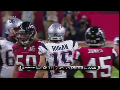 Super Bowl 51   New England Patriots Chris Hogan Highlights - MUST SEE for Patriots Fans