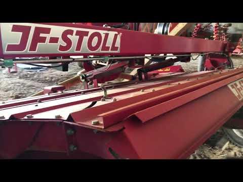 Köp Lantbruksmaskin Slåtterkross Flex JF-Stoll GMT3605 Flex