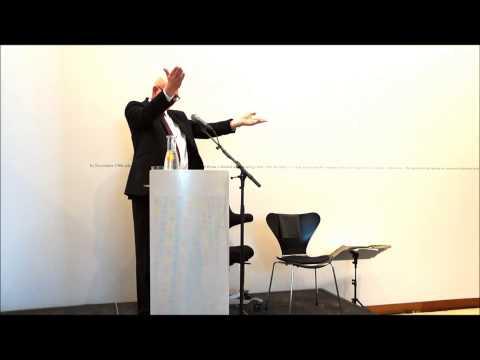 Åpningstale ved direktør Svein Olav Hoff