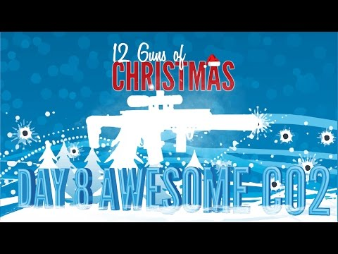 12 Guns of Christmas - Day 8:C02 Rifles