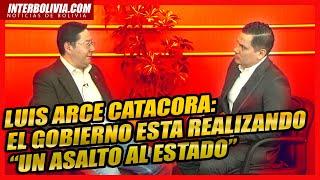 ???? Diálogo con Luis Arce Catacora - Candidato a la Presidencia de Bolivia ????????  por el MAS ????