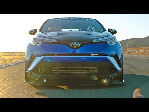 600-HP Toyota C-HR R-Tuned ? HOW IT'S BUILT
