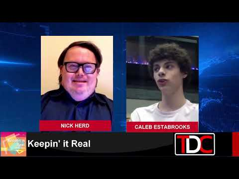 , TDC – Keepin' It Real W/ Nick Interviews Caleb Estabrooks, Wheelchair Accessible Homes