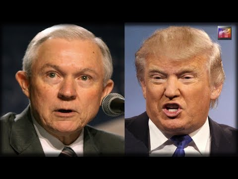 AG Jeff Sessions in California Presser Divulges He is a Part of the Deep State
