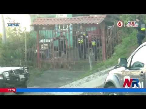 Detienen a sospechoso de amenazas en Cartago