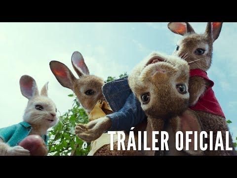 PETER RABBIT. Tráiler Oficial #2 en español HD. En cines 23 marzo