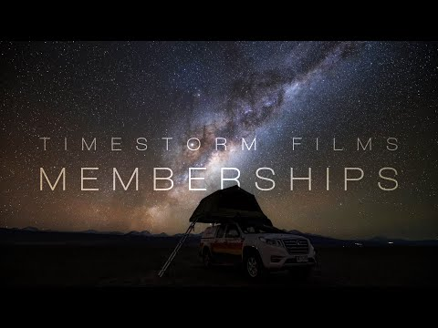 Timestorm Films Memberships