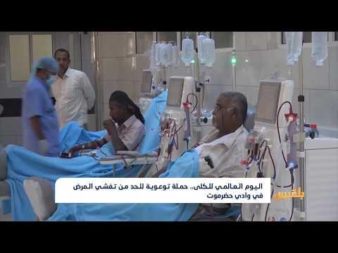 اليوم العالمي للكلى.. حملة توعوية للحد من تفشي المرض في وادي حضرموت | تقرير: حداد مسيعد