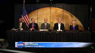 Mars 2020 Rover and Beyond News Teleconference from NASA Headquarters in Washington DC