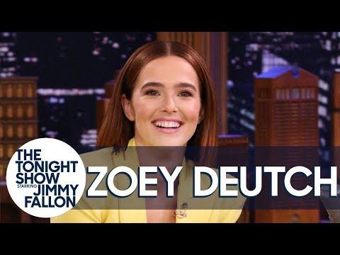 Zoey Deutch Keeps Getting Zooey Deschanel's Emails