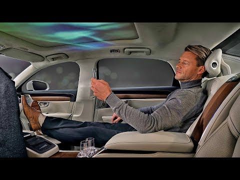 Volvo S90 Ambience ? Luxury Sedan Concept
