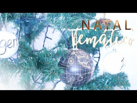 DIY Natal: Árvore pra quem Ama Viagens | Pigmento F