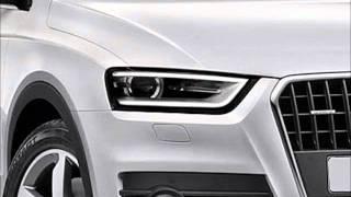 Audi Q1 exteriors and interiors