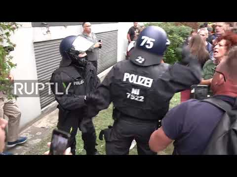 Germany: Berlin COVID sceptics demo descends into mayhem with clashes, arrests