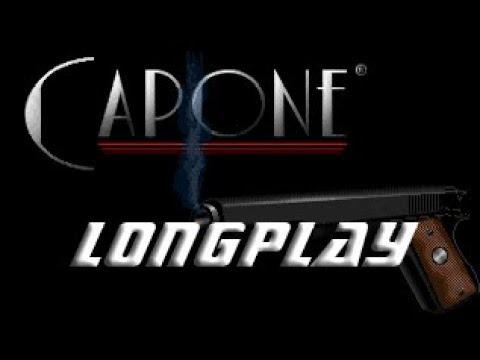 Capone (Commodore Amiga) Longplay